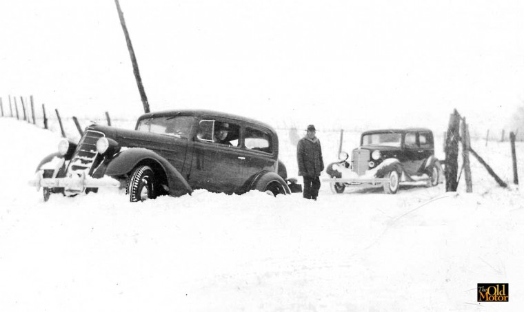 1934 Oldsmobile 1934 Lafayette