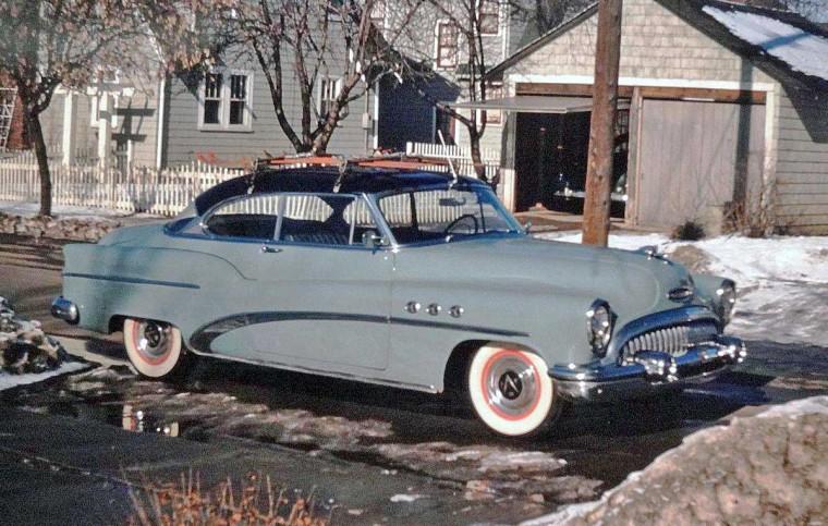 1950s Buick Hardtop