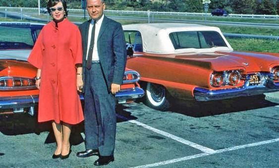 1950s Chevy & Thunderbird