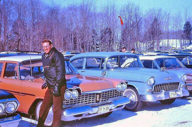 1950s and 1960s cars