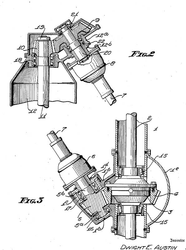 Angled rear drive patent 2