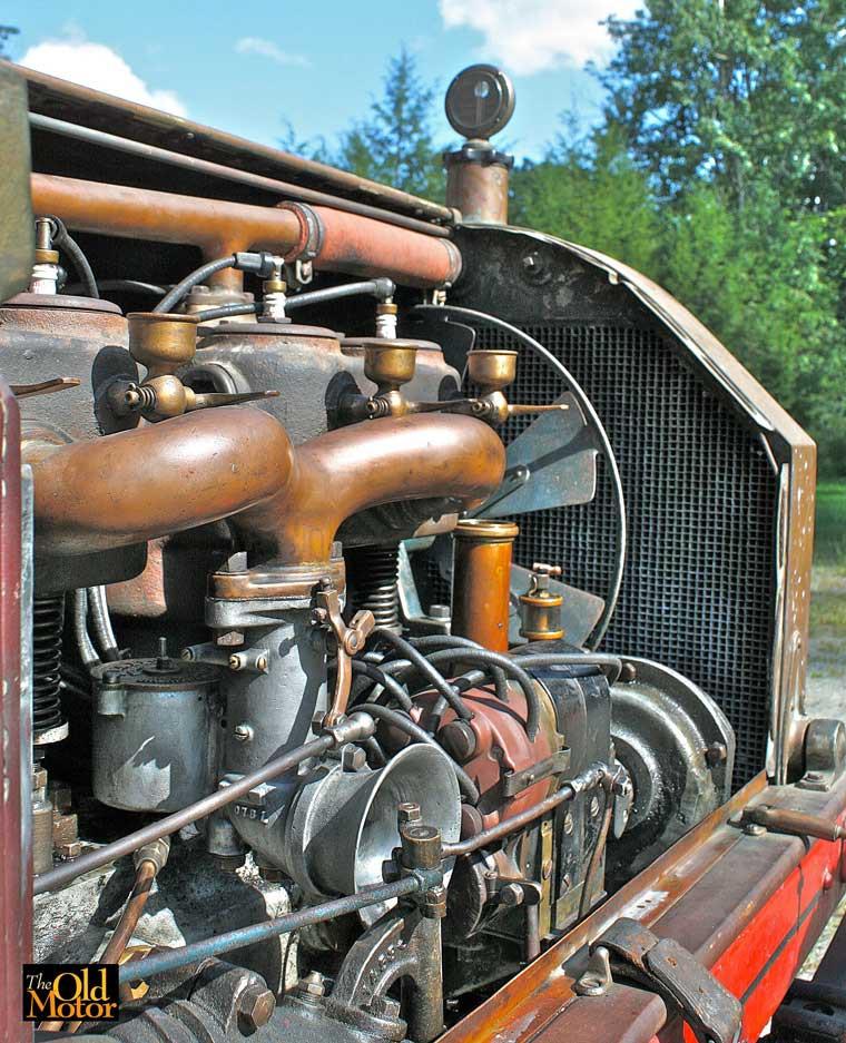 Ex Peter Helck 1914 Mercer Raceabout
