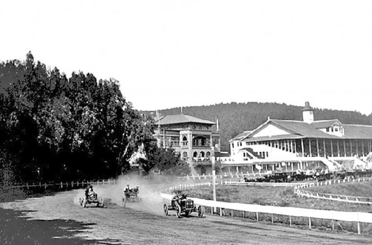 Ingleside Race Track - San Francisco