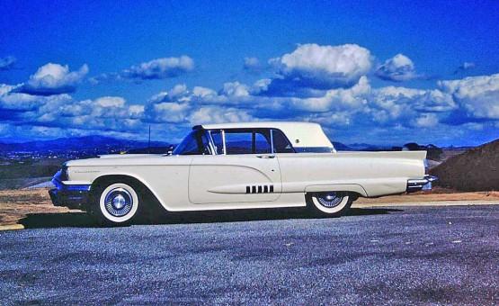 Late 1950s Thunderbird