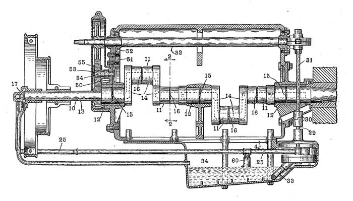 Marmon 1905 Oiling Patent