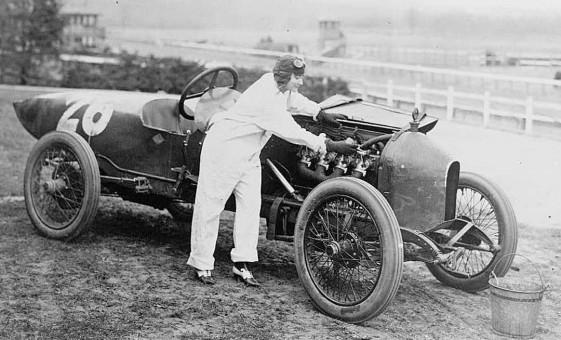 Stutz Racing Car 2