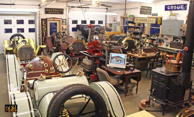 The Old Motor Shop