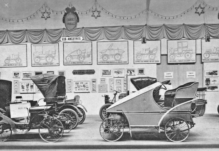 "Vallée's ""Pantoufle"" 1899"