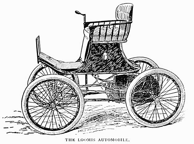 the automobile chronicle  u2013 a new series of thought