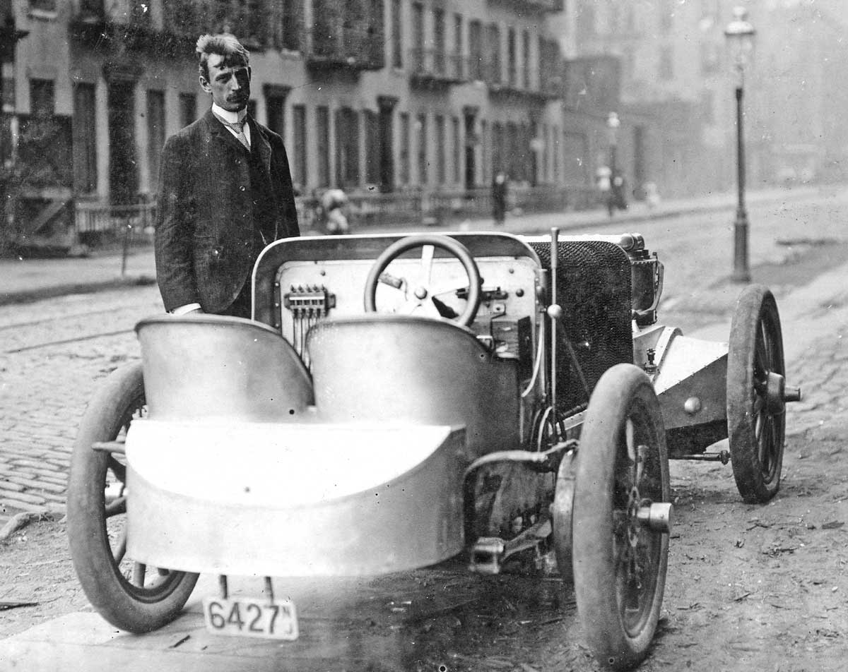 The Amazing Automobiles of John Walter Christie – Part I ...