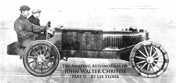 1905 Christie Racing Car