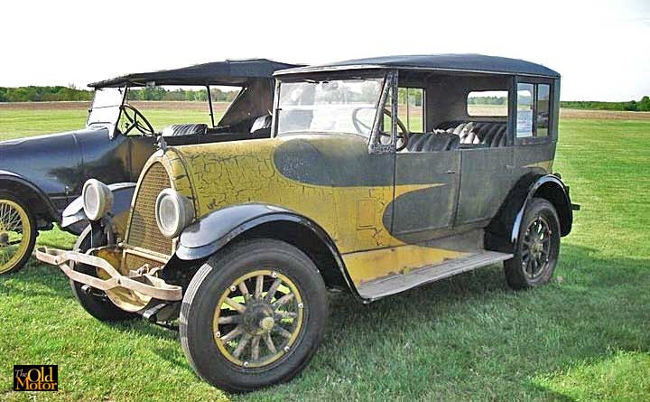 1923 Franklin Sedan 2