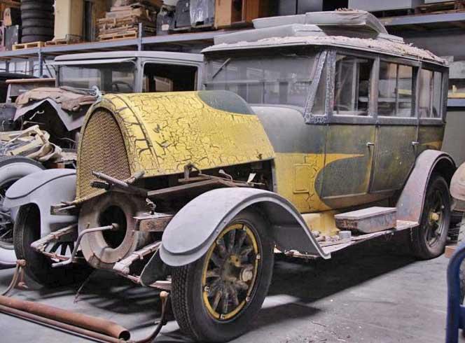 1923 Franklin Sedan