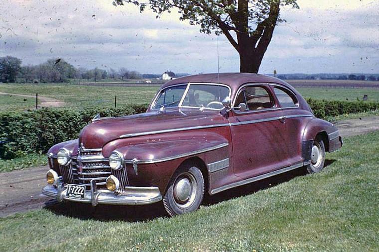 1940s Olldsmobile