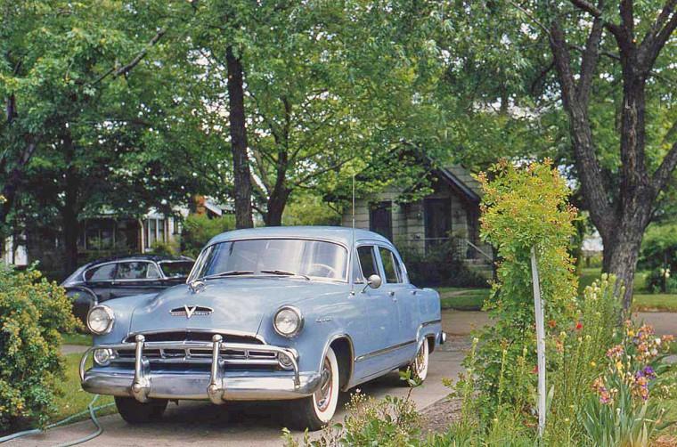 1950s Dodge Sedan