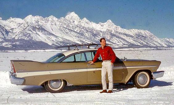 1950s Plymouth Hardtop