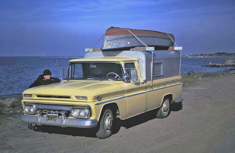 1960s GMC Pickup