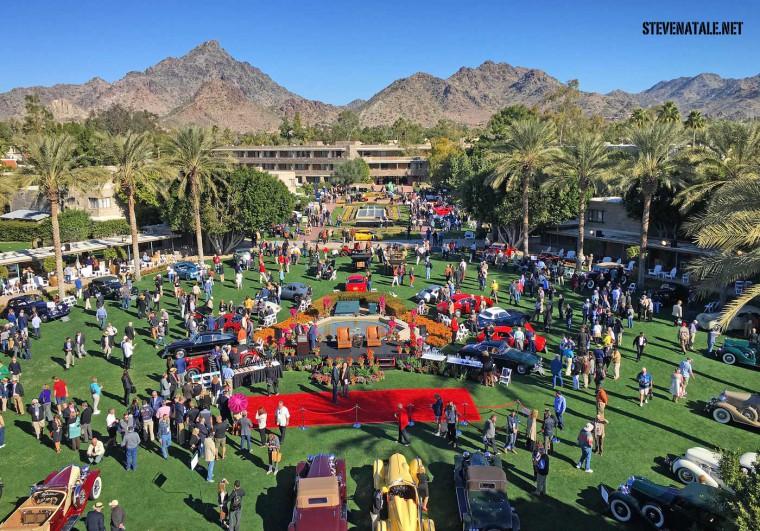 2016 Arizona Concours D'Elegance