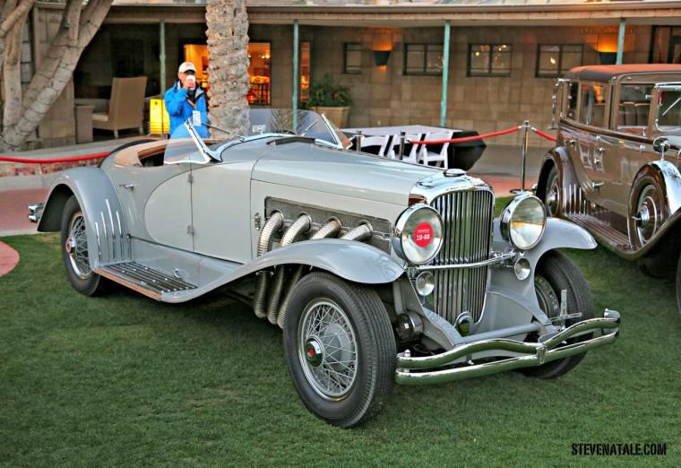 Clark Gable's 1935 SSJ Duesenberg Roadster