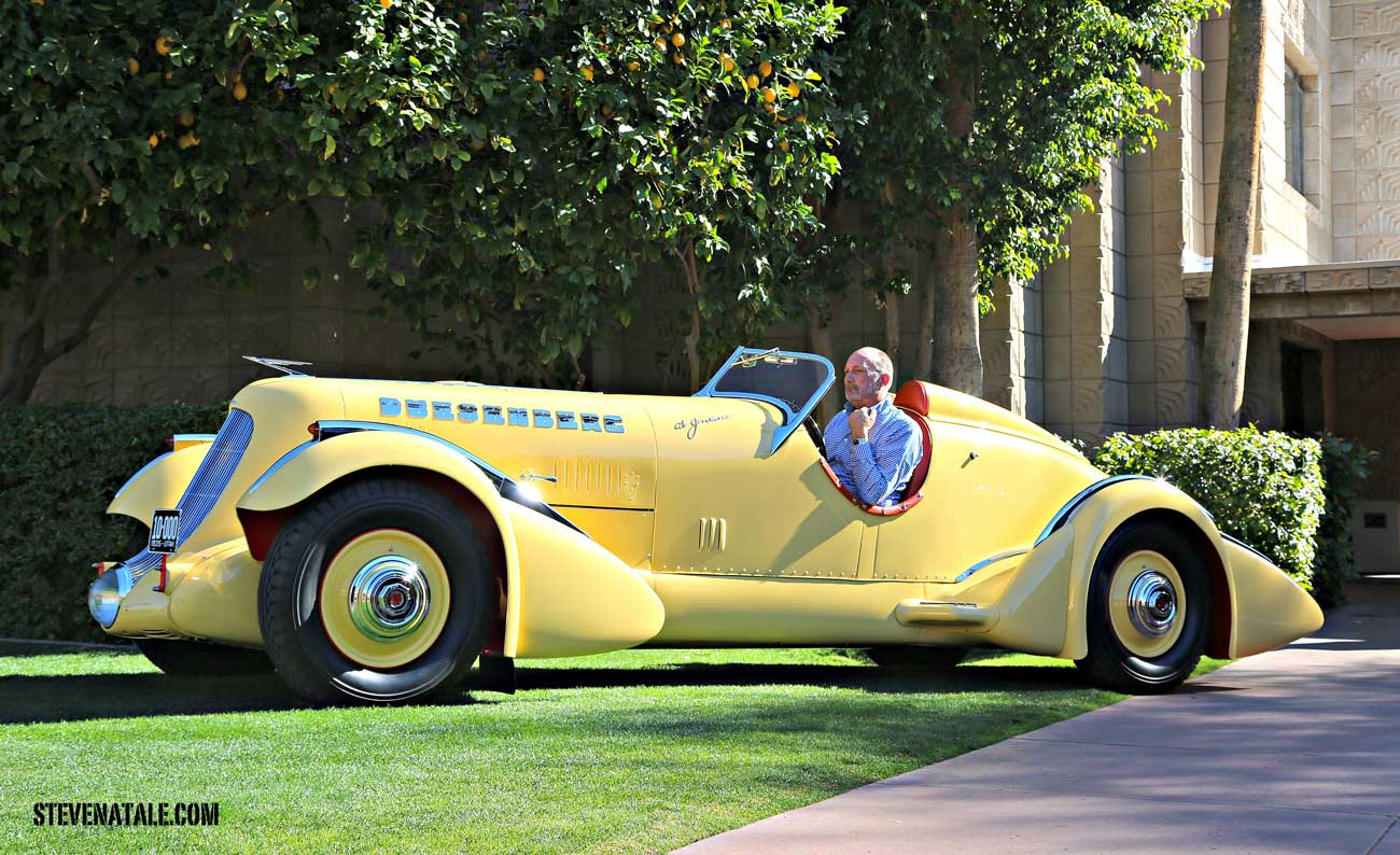 Duesenberg Mormon Meteor Wins 2016 Arizona Concours D Elegance Best Of Show The Old Motor