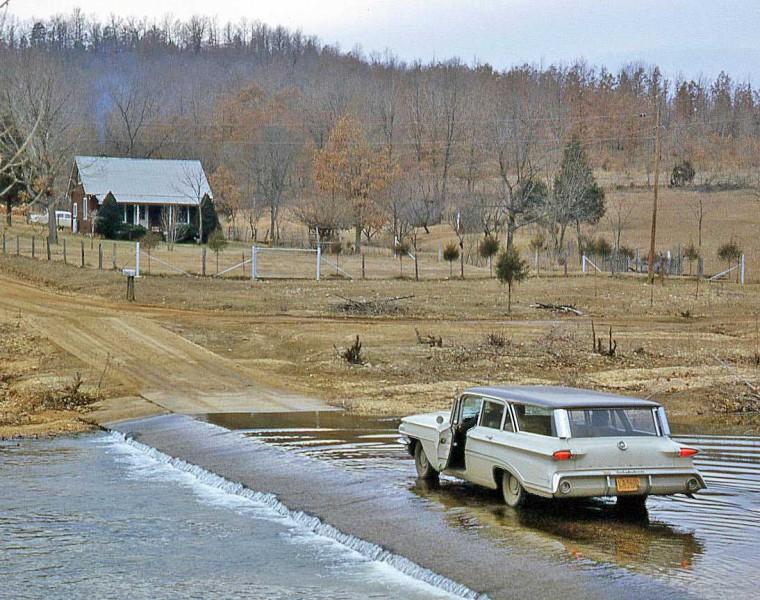 Early Sixties Oldsmobile