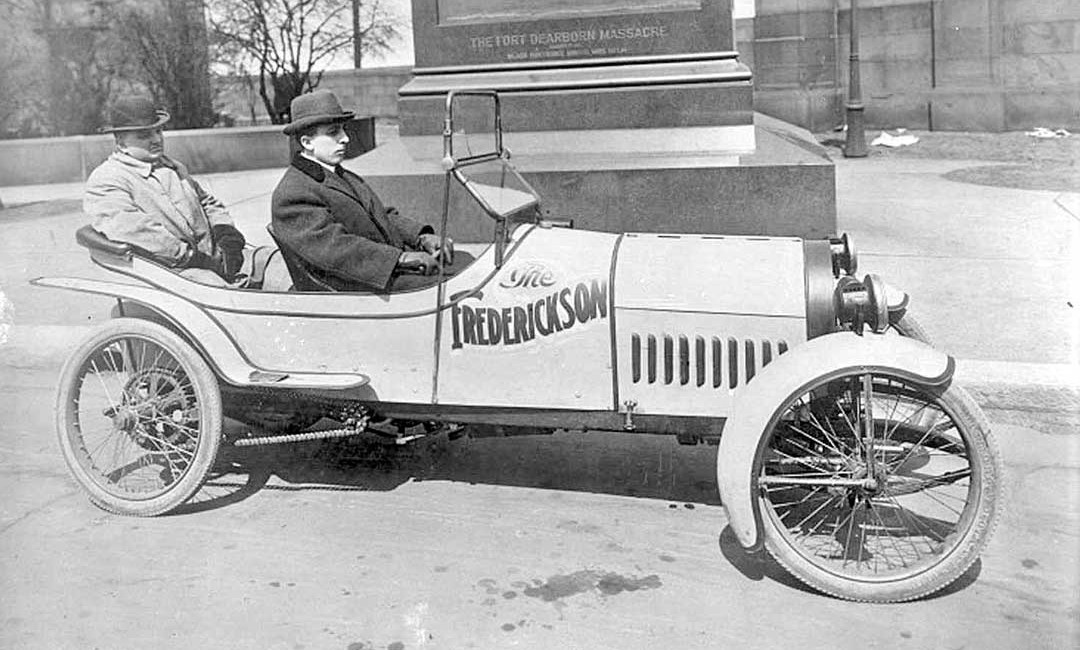 Clayton E. Frederickson\'s Patents Company Cyclecars | The Old Motor