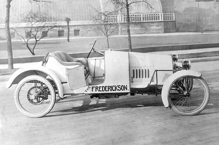 Frederickson Cycle Car 2