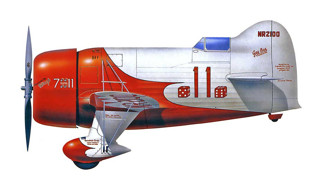 The Gee Bee – Fastest and Most Dangerous Airplane in the