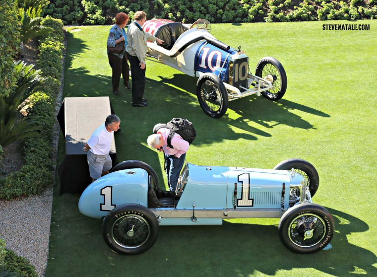 IMS Duesenberg and Frot Drive Miller Racing Cars