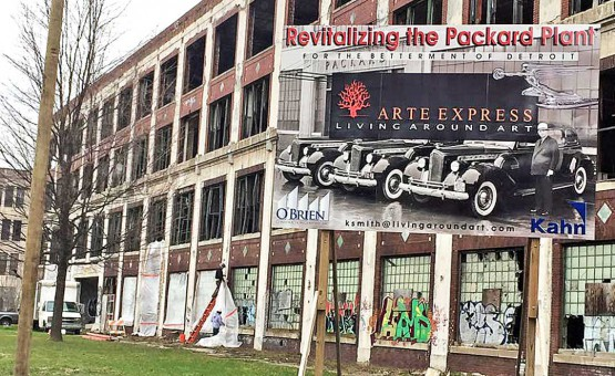 Packard Plant 9