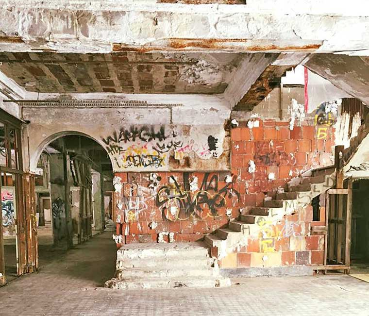 Packard Plant Project 1