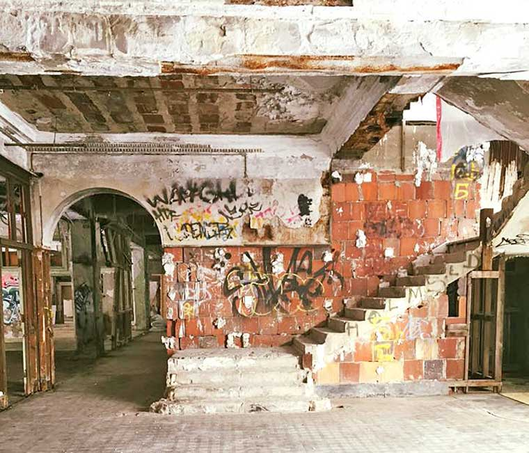 The Packard Plant Project Faces A Financing Setback