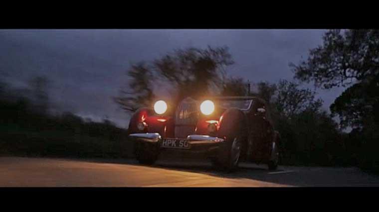 Simon Kidston Type 57 Bugatti