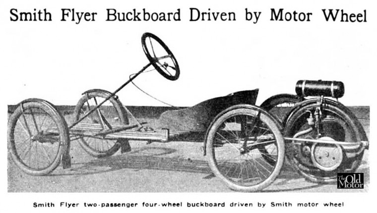 Smith Flyer Buckboard 1917