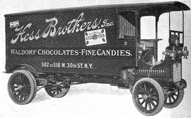 Motoring pioneer william walter s exceptional automobiles for Walter motor truck company