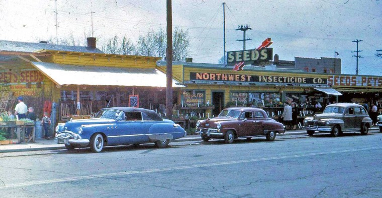 1940s Buick-Studebaker-Mercury