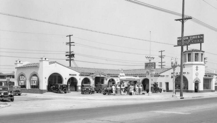 Motor Tires Inc. 1931