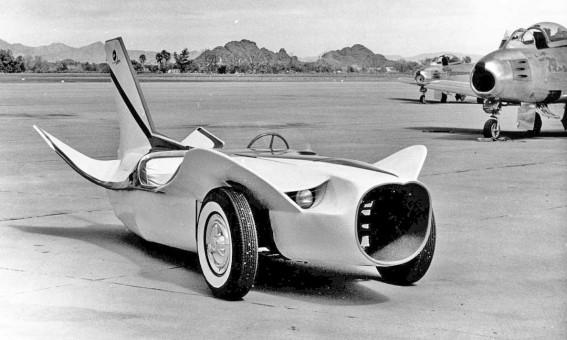 1957 sabre jet car the old motor. Black Bedroom Furniture Sets. Home Design Ideas