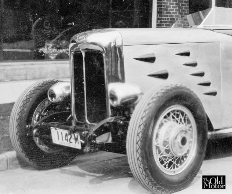 Mystery Pontiac Speedster