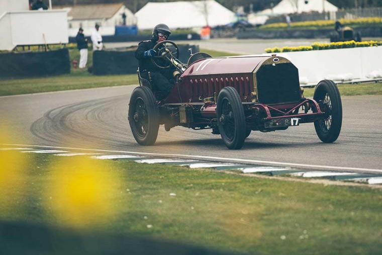 1905 Fiat-Issota Fraschini