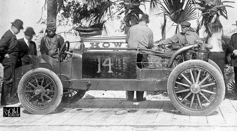 1906 Christie Racing Car