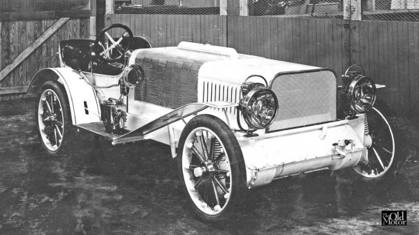 1906 Christie Roadster