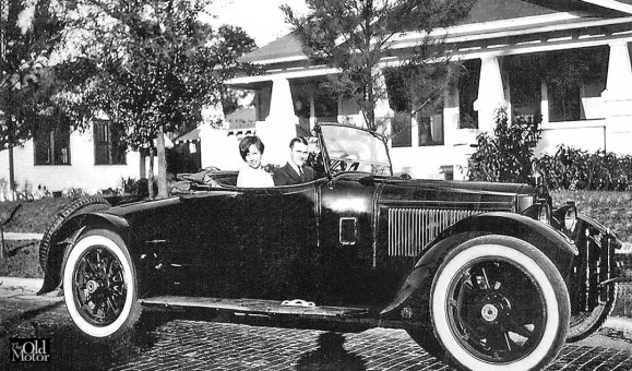 1920s Pcakers Custom-Bodied Packard Roadster 1