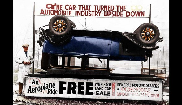 1927 Oldsmobile Sedan