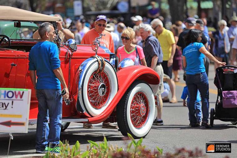 1929 Packard Dual Cowl Phaeton-2016 Amelia Island Concours