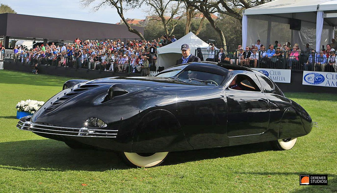 Wombat Or Not The 1938 Phantom Corsair Is Spectacular Old Motor