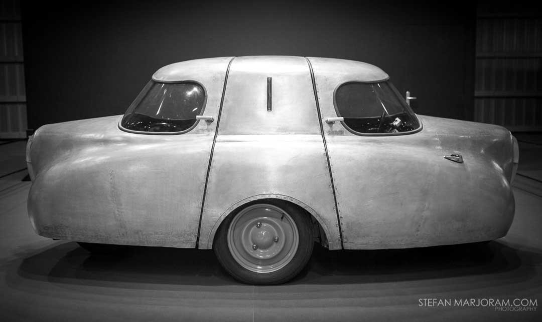 Alamagny Rhomboid: Highly Innovative and Quirky Wheels | The Old Motor