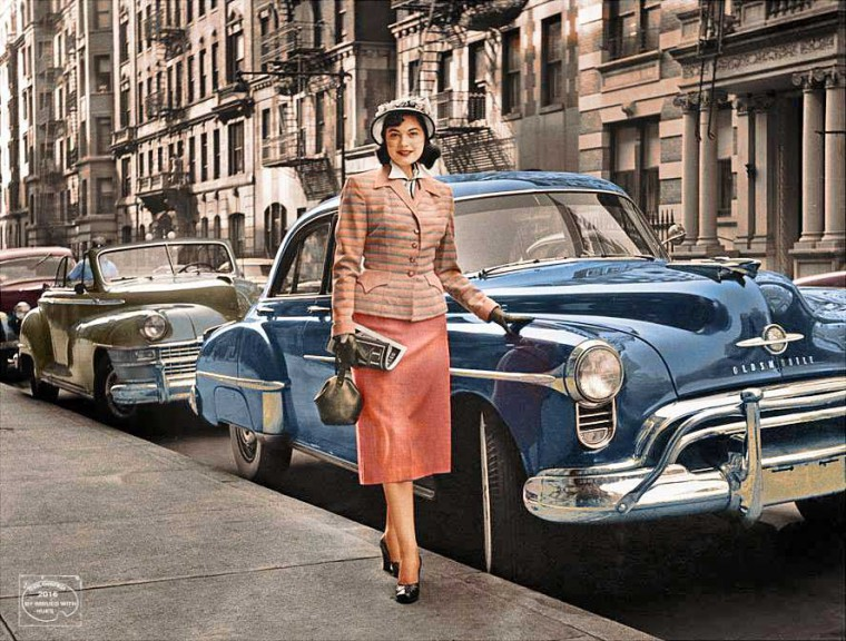 1950 Oldsmobile Sedan