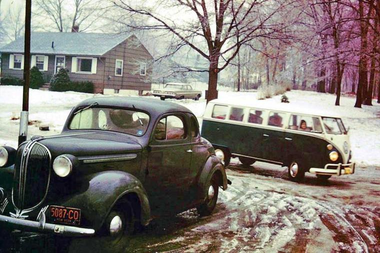1960s VW Micro Bus