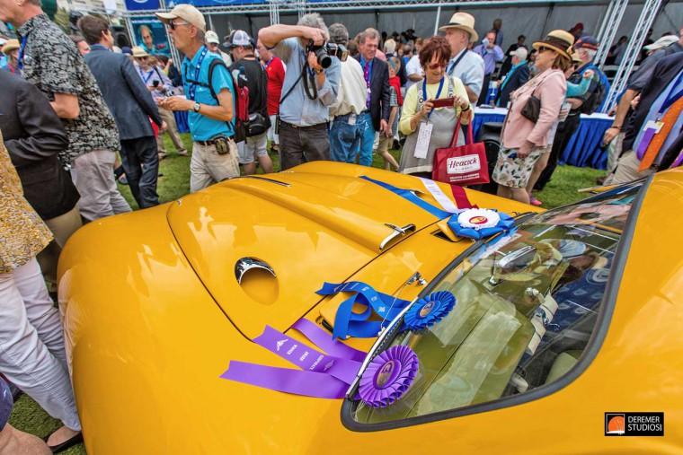 2016 Amelia Concours 1952 Pegaso Z-102 Cupola